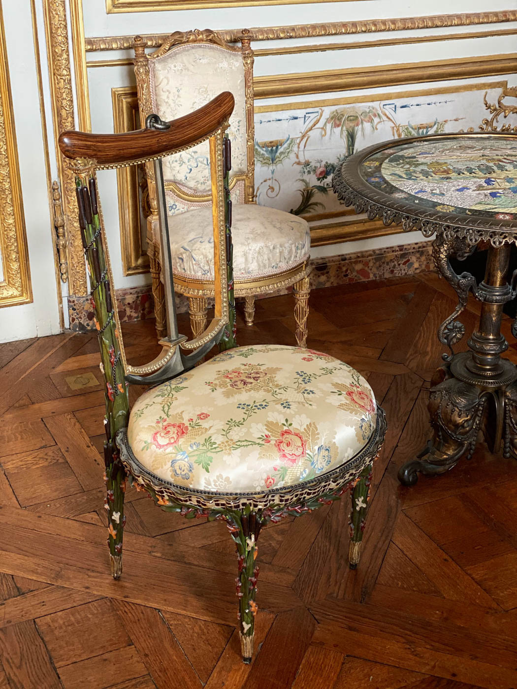 chantilly-chateau-mobilier