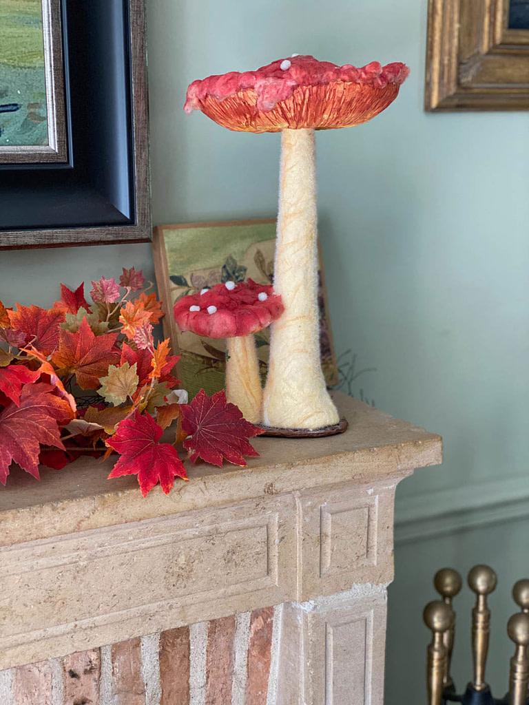 automne-decorer-maison-interieur-cosy-autumn-fall-cozy-home-champignon-mushroom