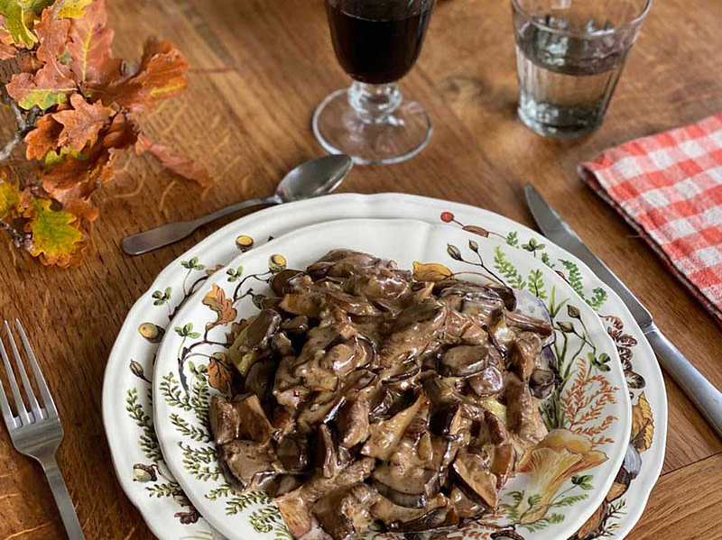 autumn-recipe-mushrooms-a-la-creme