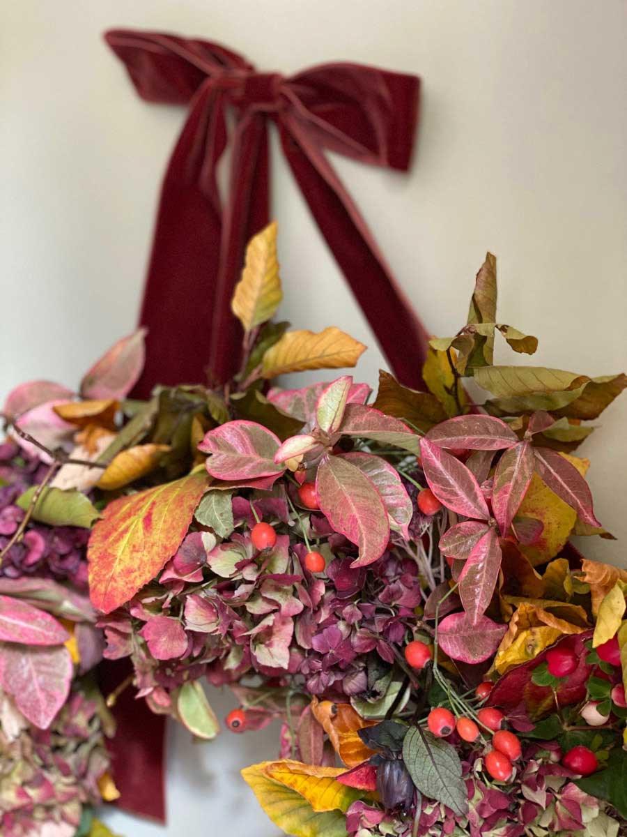 tuto-couronne-automne-rustique-ruban-velours