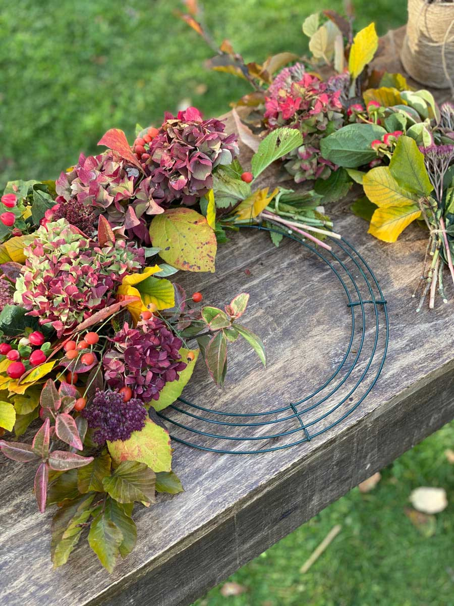 tuto-couronne-automne-rustique-support