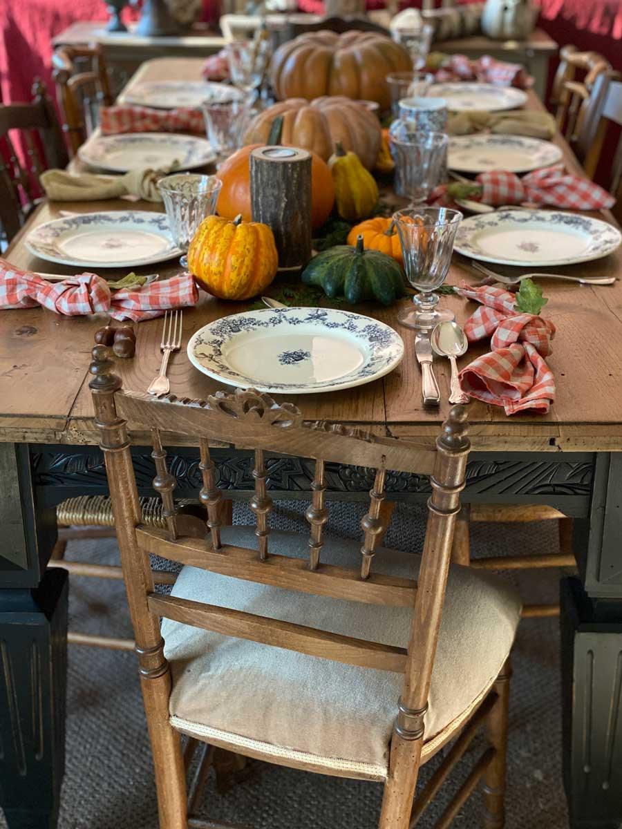 table-automne-vintage-rustic-fall-decor-maison