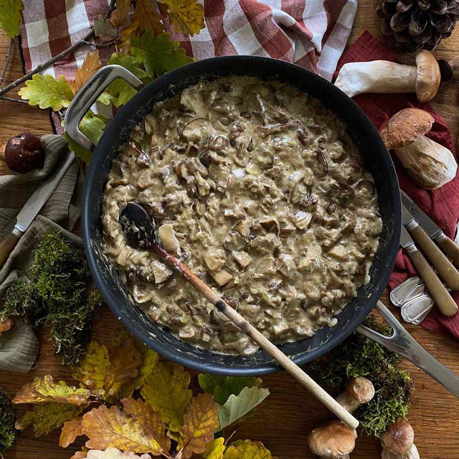 recette-automne-champignons-creme
