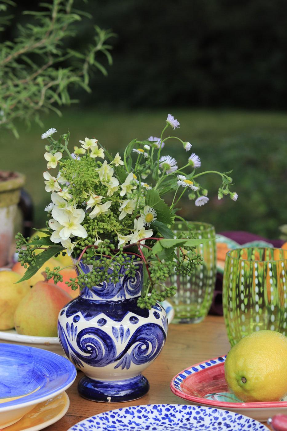 dresser-une-table-italienne-bouquet